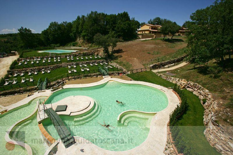 Vacanze alle terme di sorano centri benessere hotel bed and breakfast cure termali - Hotel con piscina termale toscana ...
